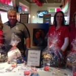 Chilis give back night at Chili's in West Springfield.